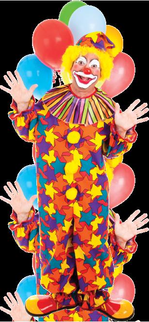 Парти за рожден ден с клоун