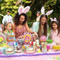 детско парти за великден