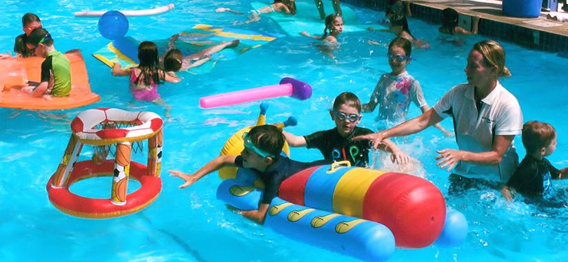 детско водно парти