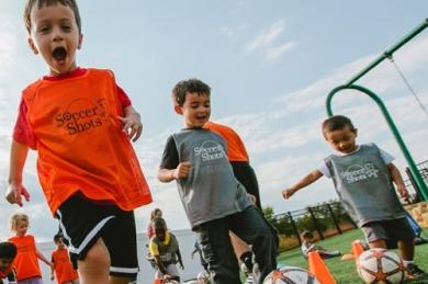 detsko futbolno parti