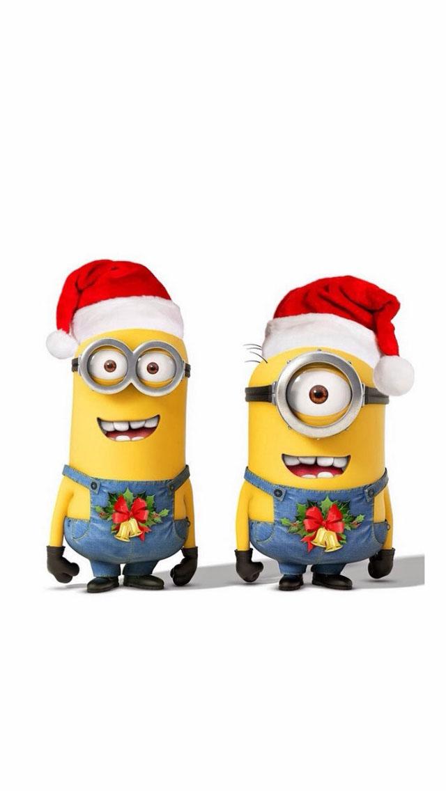 Santa-Minions