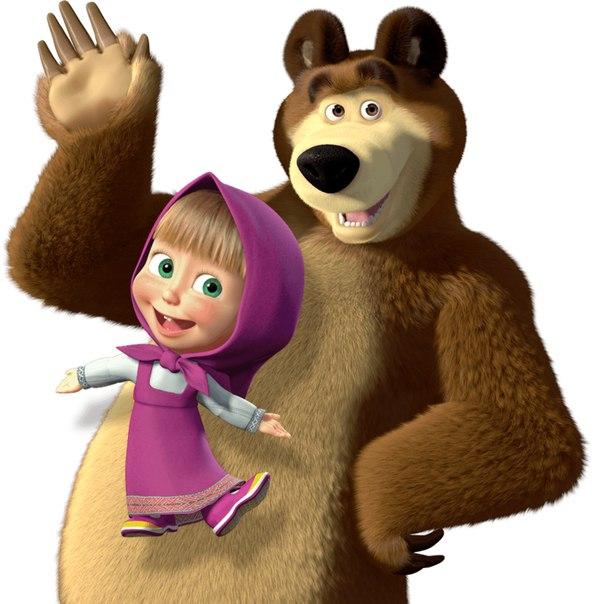 детско парти маша и мечока